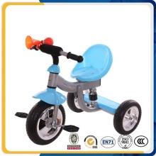 Bicyclette à 3 roues pour bébé avec cadre en métal