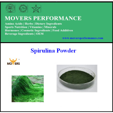 Beste Qualität natürliches Spirulina-Pulver mit niedrigem Preis