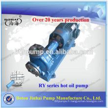 Pompe à huile chaude de vente d'usine à haute température