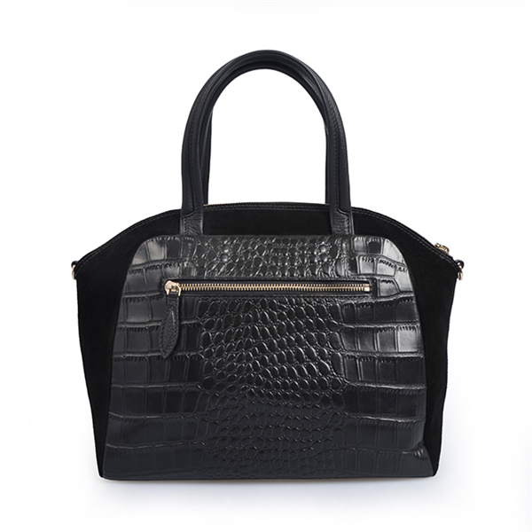 Fashion women tote Brand Crocodile pattern