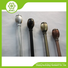 Hot-Selling High Quality Low Price curtain rod decoration