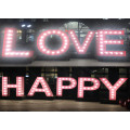 Lyckliga Event Family Love Marquee Decoration Letter Signs