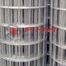 GBW Welded Wire di Galvanized sebelum Welding