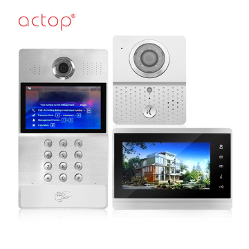 IP Video Intercom Video System