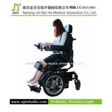 Silla de ruedas de pie de alta potencia con alta calidad