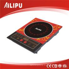 Fabricante de China Ailipu marca cocina de inducción eléctrica