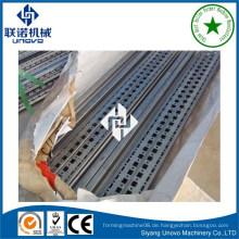 Metall-Rack-Schrank Multi-Falten-Profile durch kalt geformte Verarbeitung