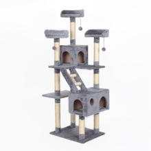 Cat Tree Condo con hamaca