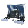 30W Portable LED Solar power system