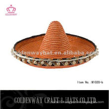 straw mexican sombrero hats and caps for men