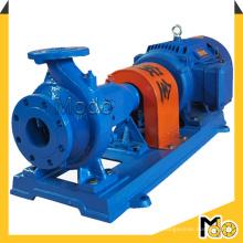 Pompe centrifuge horizontale pour l'approvisionnement en eau municipale