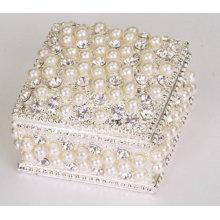 Perlenschmucksache-Kasten-Geburtstags-Geschenk