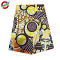 100% Polyester african real dutch super wax printing fabric
