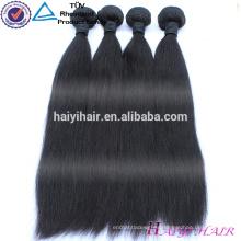 Extensiones comunes grandes del pelo indio de la Virgen Remy de la acción al por mayor