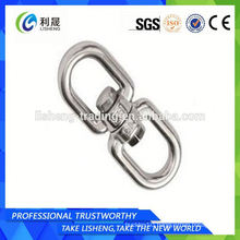 Drop Forged Eye And Eye Link Anchor Chain Swivel