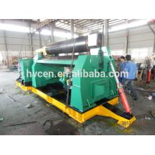 3 roll plate rolling machine w11-6*2500/plate roll bending machine/ 3 roll plate bending roll machine