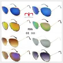2015 Neueste Mode-Stil und Farbe Unisex-Metall-Sonnenbrille (MI206)