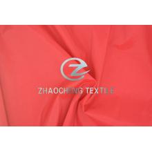 400t tafetá de nylon elástico de trama com acabamento downproof (zcff048)