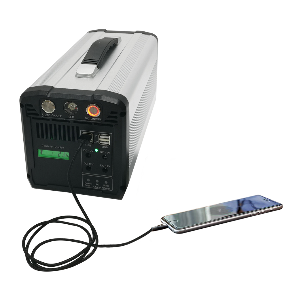 Portable Power Generator for Home
