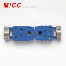 Tipo T mini conector 02 con abrazadera