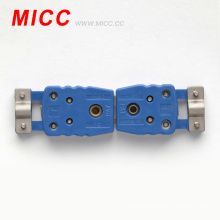 Type T mini connector 02 with clamp