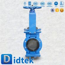 Didtek Import & Distribute slurry knife gate valve
