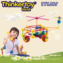 Petits bâtons de construction d'éducation jouet pour 3-6 enfants