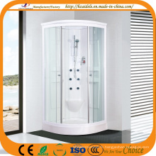 Panneau de douche en aluminium peint en blanc (ADL-822)