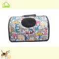 Großhandel Luxus Portable Pet Travel Tragetasche