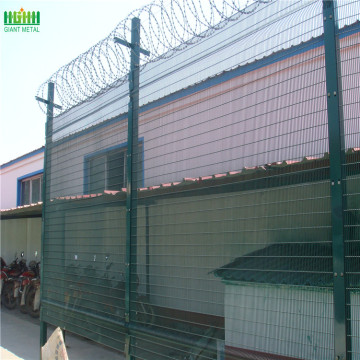 welded+mesh+security+fence