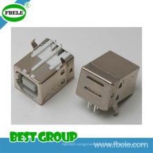 Metal USB/a Type/Receptacle/Single/DIP 90