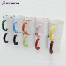 Сублимационная красочная оправа и ручка для пустых жидкостей