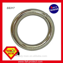 Industrial Stainless Steel Argon Welded Round Ring