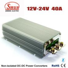 Преобразователь постоянного тока 12В 24В 40А 960ВТ Водонепроницаемый источник питания