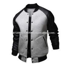 Custom Baseball Genuine Leather Varsity Jackets