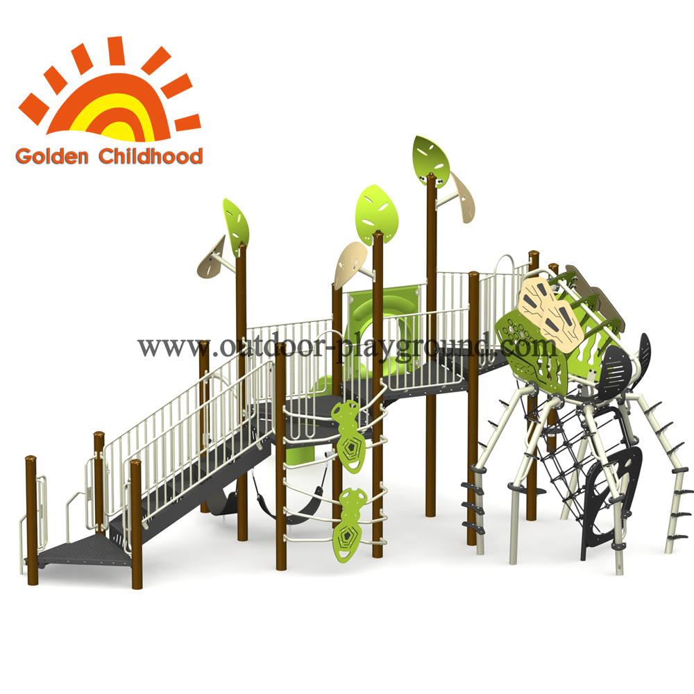 Large Insect Park Outdoor Playground