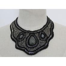 Высокое качество циркон мода костюм ювелирные изделия воротник ожерелье (JE0049)