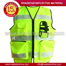 Nylon reflective traffic safe clothes