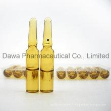 Chlorhydrate de lidocaïne injectable pour anesthésique local