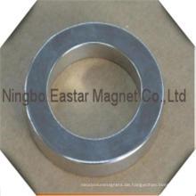 N48 seltenen Erden Neodym Permanent großen Ringmagnet
