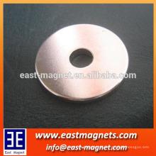 Ringform Neodym-Sensoren Magnet für Verkauf / ndfeb Nickel beschichtete Sensoren Magnet Hersteller