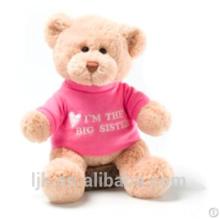 Maßgeschneiderte Plüschtiere benutzerdefinierte gefüllte Tiere Spielzeug Königreich Teddybär