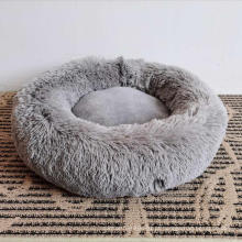 Cama confortável para cães e gatos, sofá-cama para animais de estimação