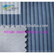 Consolidada de nylon del poliester tela pana