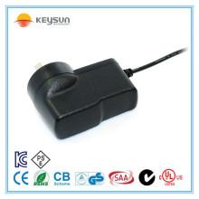 AC 120 volts 60 Hz Adaptador de alimentação de saída 9V 650mA carregador de energia 5.5 X 2.1 mm plug