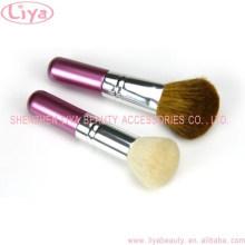 2015 Special Desigh goat hair cosmetic blush brush Face Powder Foundation