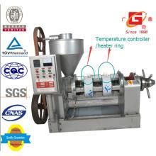 Automatic Temperature Control Oil Press Electric 7.5kw Oil Press Machine
