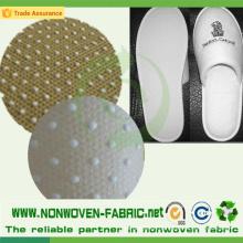 Non-Slip (PP+PVC) Non-Woven Fabric in Roll