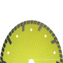 Lâmina de serra de diamante de corte rápido para corte de granito
