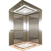 Passenger Elevator Lift High Quality Mirror Etched Aksen Hm-2005